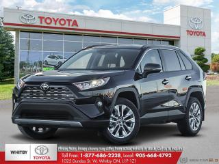 New 2021 Toyota RAV4 Limited AWD EA10 for sale in Whitby, ON