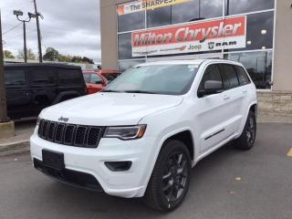 New 2021 Jeep Grand Cherokee 80th Anniversary Edition for sale in Milton, ON