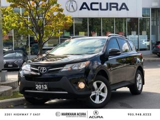 Used 2013 Toyota RAV4 FWD XLE for sale in Markham, ON