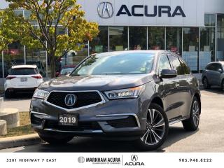 Used 2019 Acura MDX Tech for sale in Markham, ON