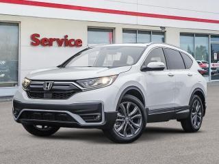 New 2020 Honda CR-V SPORT 4WD for sale in Brandon, MB