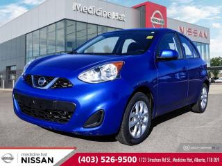 Used 2018 Nissan Micra SV for sale in Medicine Hat, AB