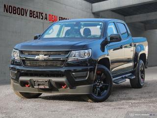Used 2020 Chevrolet Colorado 2WD Crew Cab 141  LT for sale in Mississauga, ON