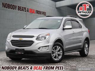 Used 2017 Chevrolet Equinox LT for sale in Mississauga, ON