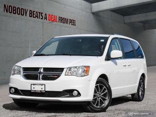 Used 2017 Dodge Grand Caravan 4DR WGN SXT PREMIUM PLUS for sale in Mississauga, ON
