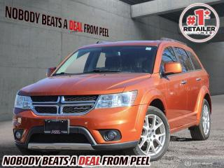 Used 2011 Dodge Journey AWD 4DR R-T for sale in Mississauga, ON