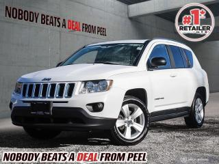 Used 2012 Jeep Compass 4WD 4DR SPORT for sale in Mississauga, ON