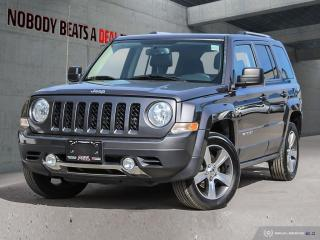 Used 2016 Jeep Patriot FWD 4dr High Altitude for sale in Mississauga, ON