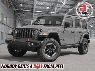 New 2021 Jeep Wrangler Unlimited Rubicon for sale in Mississauga, ON