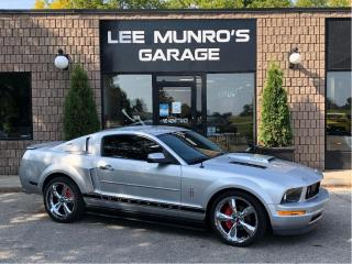 Used 2008 Ford Mustang Premium V6 for sale in Paris, ON