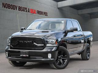 Used 2018 RAM 1500 Sport 4x4 Crew Cab 57  Box -Ltd Avail- for sale in Mississauga, ON