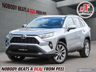 Used 2019 Toyota RAV4 AWD XLE for sale in Mississauga, ON