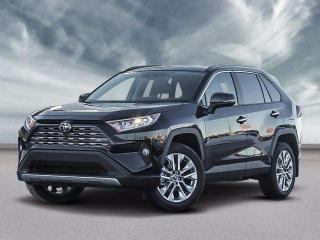Used 2021 Toyota RAV4 LIMITED AWD for sale in North Bay, ON