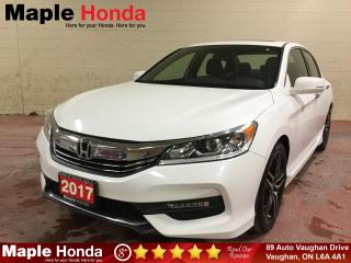 Used 2017 Honda Accord Sport| Sunroof| Backup Cam| for sale in Vaughan, ON