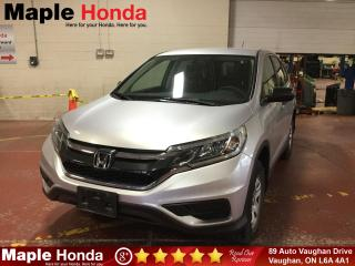 Used 2016 Honda CR-V LX| Backup Cam| All-Wheel Drive| for sale in Vaughan, ON