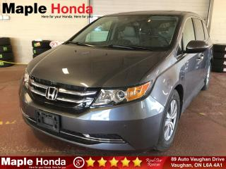Used 2016 Honda Odyssey EX-L| Leather| Sunroof| Backup Cam| DVD| for sale in Vaughan, ON