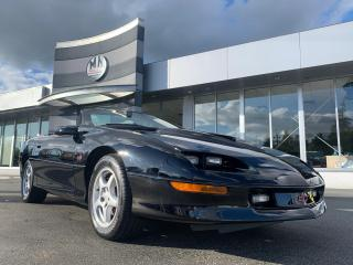 Used 1996 Chevrolet Camaro Z28 SS CONVERTIBLE 6SPD MANUAL LIKE NEW 40KM for sale in Langley, BC