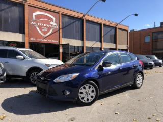 Used 2012 Ford Focus 5 DOOR HATCHBACK CLEAN CARFAX AUTOMATIC A/C for sale in North York, ON