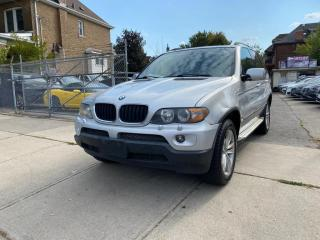 Used 2004 BMW X5 4dr AWD 3.0i for sale in Hamilton, ON