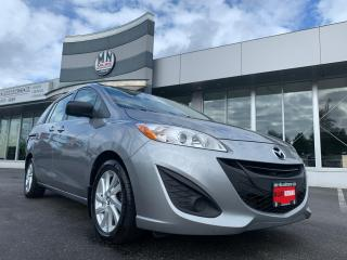 Used 2015 Mazda MAZDA5 GS MANUAL PWR GROUP A/C 6-PASSANGER for sale in Langley, BC