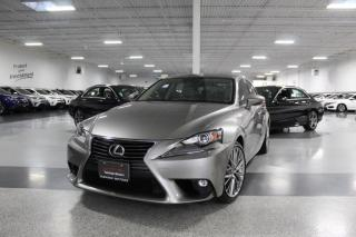 Used 2015 Lexus IS 250 AWD NO ACCIDENTS I NAVIGATION I SUNROOF I REAR CAM I H.SEATS for sale in Mississauga, ON