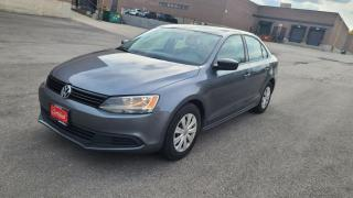 Used 2013 Volkswagen Jetta Sedan 4DR 2.0L MAN TRENDLINE for sale in Mississauga, ON
