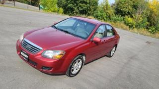 Used 2009 Kia Spectra 4dr Sdn LX for sale in Mississauga, ON