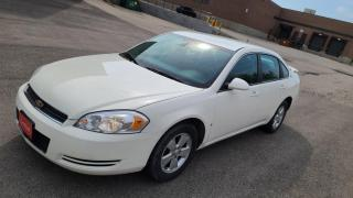 Used 2008 Chevrolet Impala 4DR SDN LS for sale in Mississauga, ON