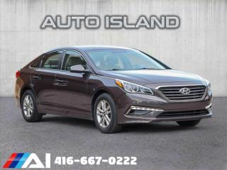 Used 2015 Hyundai Sonata GL BACKUP CAMERA**AUTOMATIC**CLEAN CAR for sale in North York, ON