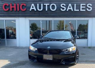 Used 2016 BMW 4 Series 435i|xDrive|AWD|GRAN COUPE|M-SPORT|HUD|RED INTERIOR for sale in Richmond Hill, ON