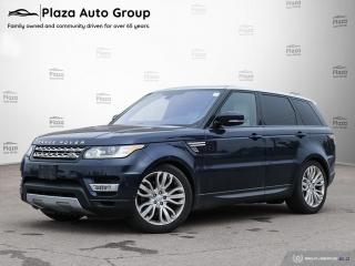 Used 2016 Land Rover Range Rover Sport HSE TD6 | PANO | NAV | for sale in Bolton, ON