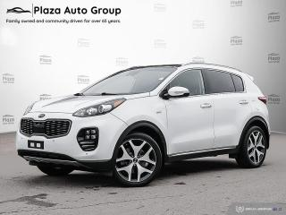 Used 2017 Kia Sportage SX TURBO for sale in Bolton, ON