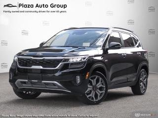 New 2021 Kia Seltos SX Turbo for sale in Richmond Hill, ON