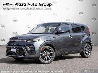 New 2021 Kia Soul EX PREMIUM for sale in Richmond Hill, ON