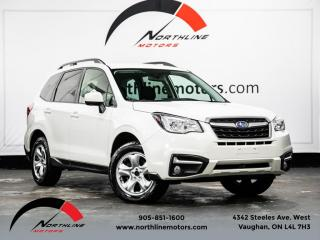 Used 2017 Subaru Forester 2.5i Convenience for sale in Vaughan, ON