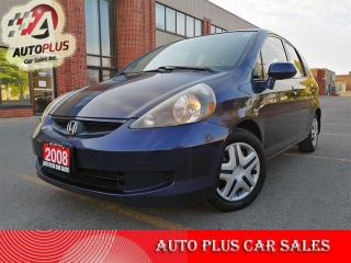 Used 2008 Honda Fit 5dr HB Auto for sale in Scarborough, ON