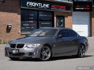 Used 2011 BMW 3 Series 2dr Cabriolet 335is RWD for sale in Scarborough, ON