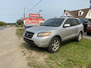 Used 2007 Hyundai Santa Fe Limited AWD call/text 519-732-7478, perfect condition, All Wheel Drive for sale in Brantford, ON