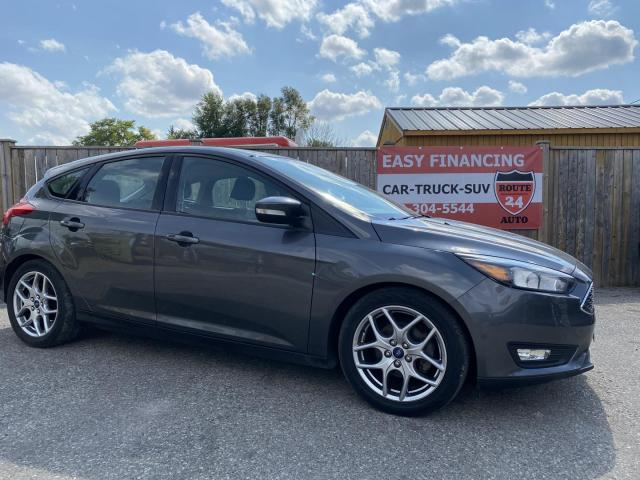 2015 Ford Focus SE Call/text, 519-732-7478, heated seats/ steering wheel and more