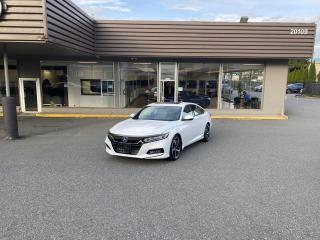 Used 2019 Honda Accord SPORT WITH AUTONOMOUS BRAKING for sale in Langley, BC