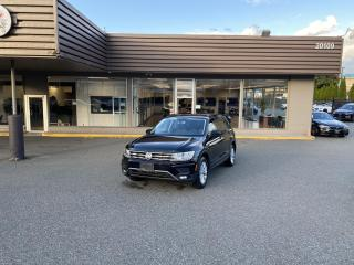 Used 2018 Volkswagen Tiguan TSI - 4MOTION for sale in Langley, BC