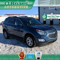 Used 2016 Chevrolet Equinox LT w/Backup Camera, Heated Seats, Cruise, Air Conditioning for sale in Saskatoon, SK
