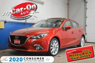 Used 2014 Mazda MAZDA3 GT-SKY EVERY POSSIBLE OPTION for sale in Ottawa, ON
