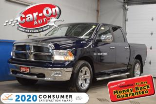 Used 2012 RAM 1500 SLT BIG HORN  HEMI for sale in Ottawa, ON