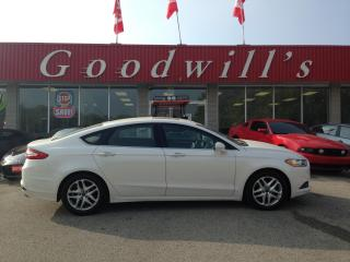 Used 2013 Ford Fusion SE! HEATED SEATS! NAV! BACKUP CAMERA! SUNROOF! for sale in Aylmer, ON