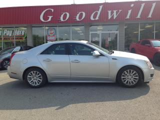Used 2011 Cadillac CTS CTS 4! HEATED LEATHER! SUNROOF! for sale in Aylmer, ON