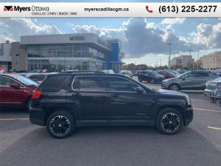 Used 2017 GMC Terrain SLT  SLT, AWD, V6, NIGHFALL EDITION, SUNROOF, NAV for sale in Ottawa, ON