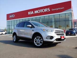 Used 2017 Ford Escape SE | NAVI | B/U CAM | B/TOOTH | HTD SEATS | ALLOYS for sale in Georgetown, ON