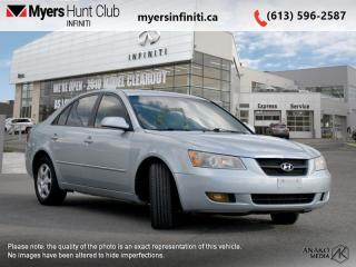 Used 2006 Hyundai Sonata GL for sale in Ottawa, ON