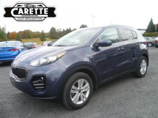 Used 2017 Kia Sportage LX AWD for sale in East broughton, QC